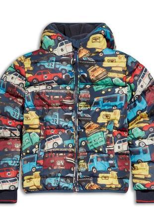 Новая зимняя куртка на флисе для мальчика, riot club, 185309