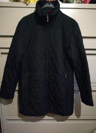 Удлиненная куртка, полупальто демисезон