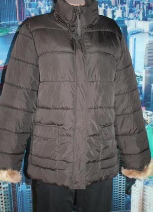 Курточка осень 14-16 размер