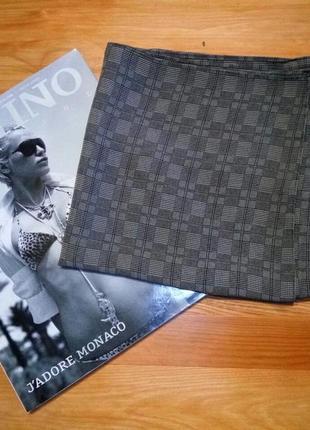 Большой шейный платок шаль палантин
