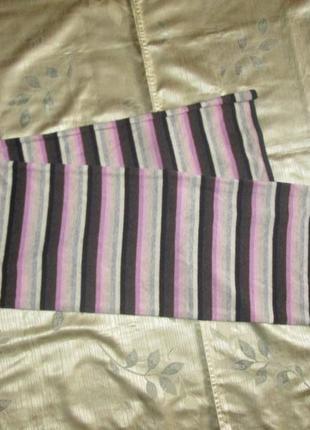 Кашемировый шарф ftc cashmere 100% кашемир