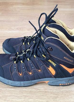 Термо ботинки meindl германия 36 размера в идеальном состоянии