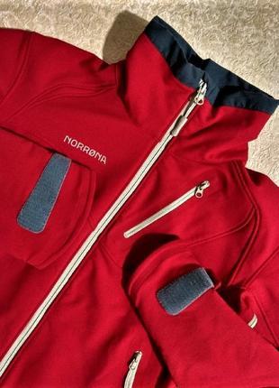Norrona soft shell svalbard flex1 jacket софтшелл куртка