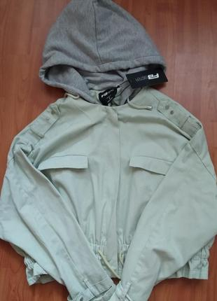 Новая куртка new yourker