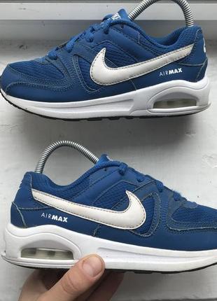 Nike air max спортивные кроссовки 33р оригинал
