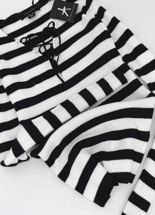 Полосатый свитер primark