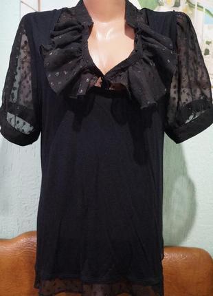 Блуза р.20,бренд f&f