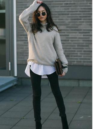 Базовый джемпер/пуловер zara