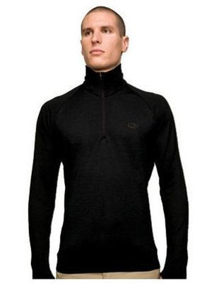 Термокофта icebreaker bodyfit 260 men's, 100 % new zealand merino wool оригинал