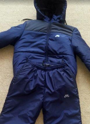Зимний костюм с 48 по 60 размер