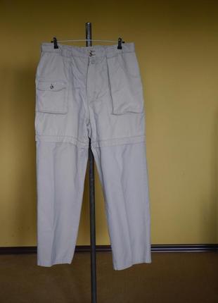 Брюки-штани -шорти котонові на розмір 38 life-line