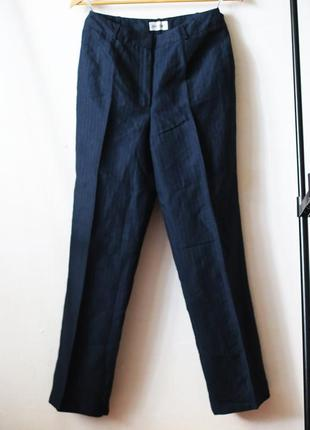 Брюки jean paul gaultier лен
