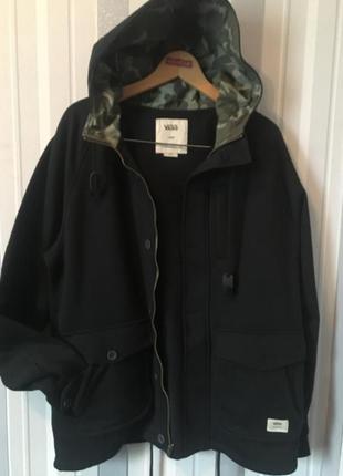 Кофта-куртка vans(оригинал)