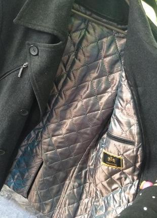 Классическое демисезонное пальто, зимнее пальто