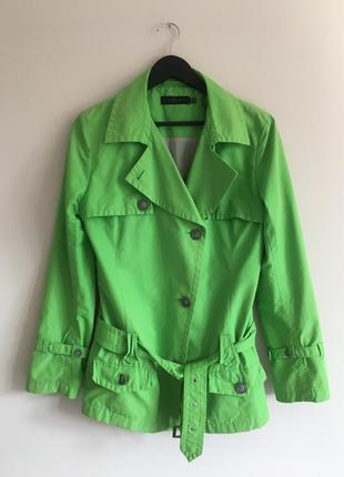 Яркий полу-тренч inwear (40-l)