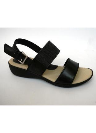 24.5 женские кожаные сандалии босоножки boc melba born