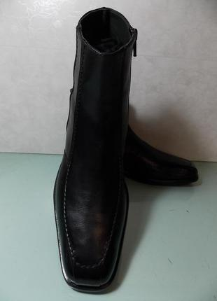 Ботинки sioux немецкий бренд