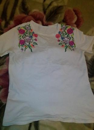 Оригинальная футболка zara