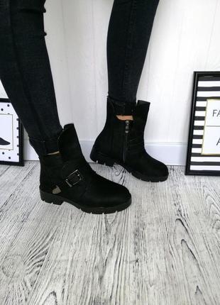 Новые зимние ботинки зима 36 38 40 41