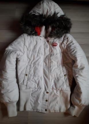 Демисезонная куртка adidas xs