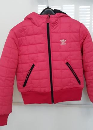 Крутая курточка adidas original