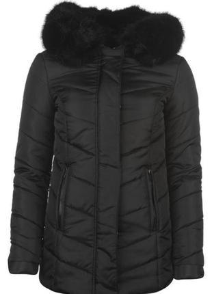 Женская куртка пуховик firetrap