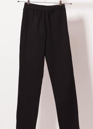 Котоновые брюки-лосины