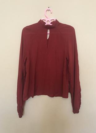 Вискозная блуза brave soul