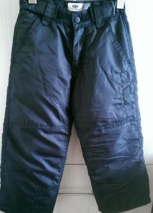 Продам зимние штаны на мальчика 6_7 лет