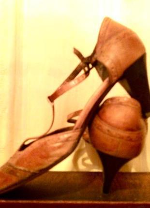 Туфли р.39 salamander кожа
