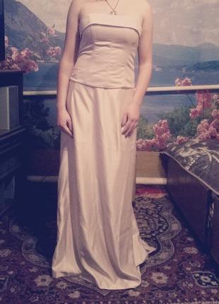Обалденное бальное платье от anaxi.