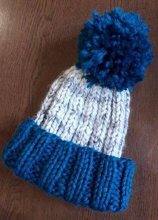 🍀зимняя шапка