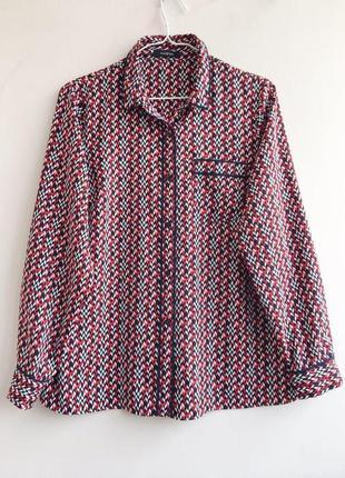 Рубашка пижамного типа