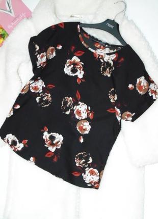 Блузочка/цветочный принт