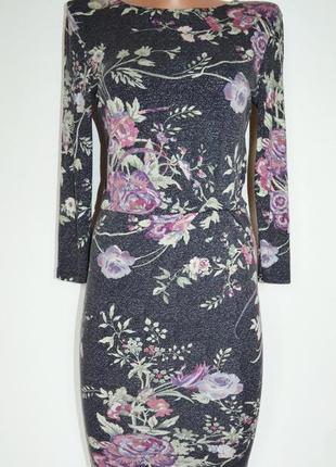 Облегающее платье по фигуре warehouse