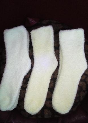 Мега мягкие носочки