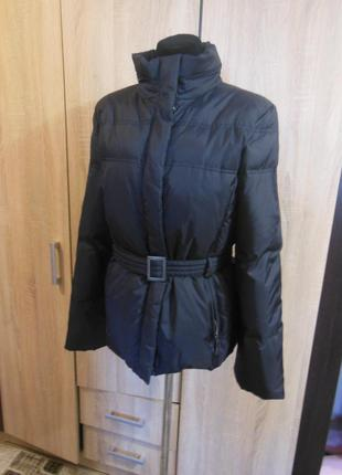Куртка , пуховик  зима из натурального пуха