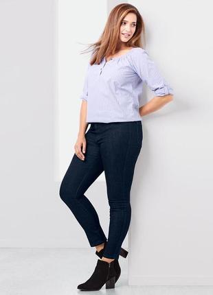 Формирующие джинсы размер 56 наш tchibo тсм