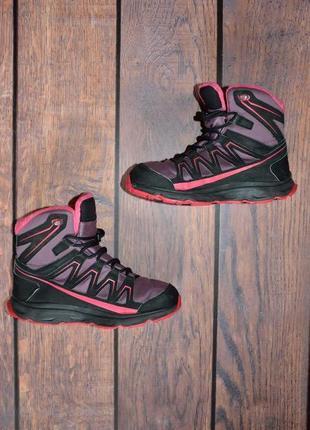Сапоги, ботинки salomon waterproof 36 размер