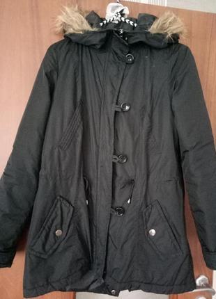 Куртка парка демисезонная atmosphere