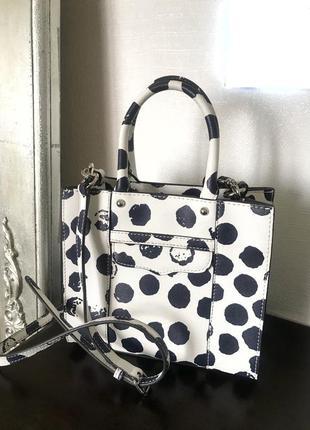 Очень красивая сумка кроссбоди rebecca minkoff
