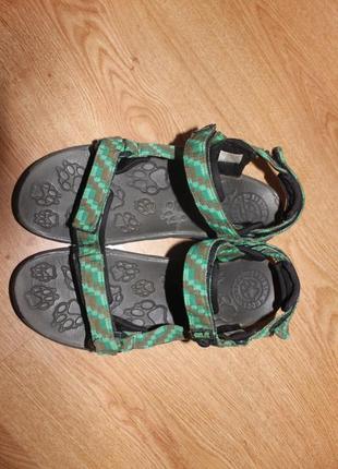 Босоножки , сандали jack wolfskin