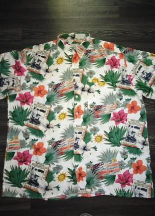 Летняя  рубашка marc gibaldi