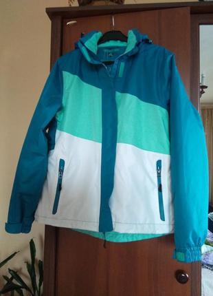 Куртка лыжная crivit sport