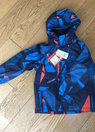 Reima tec куртка 122+6 зима рейма