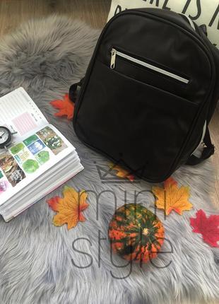 Рюкзак рюкзачек рюкзачок трендовые рюкзак кожаный pu кожа