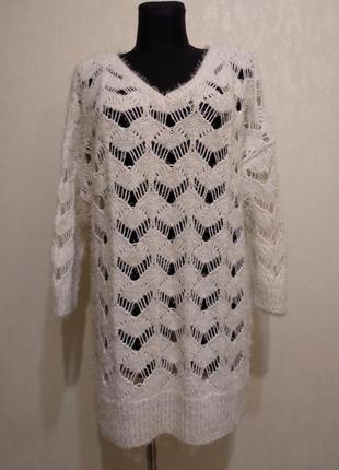 Интересный свитер оверсайз f&f