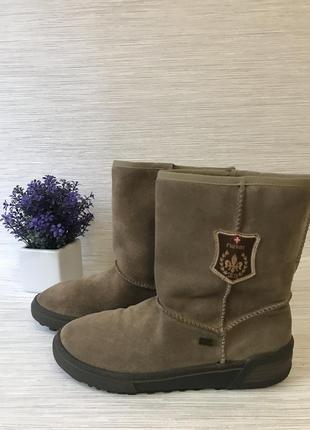 Крутые женские ботинки rieker