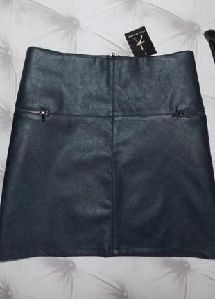 Стильная юбка на осень1 фото