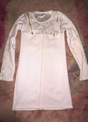 Нарядное платье van gils на рост 146